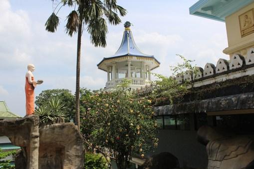 Golden temple, Danbulla