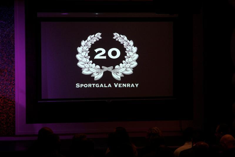 1 20ste Sportgala Venray bij Asteria