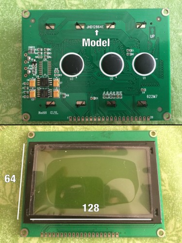 Matrix LCD