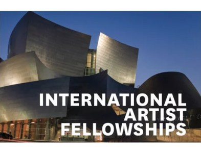 International Artist Fellowship