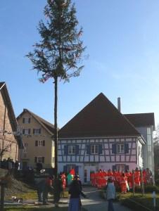 Fasnetseröffnung @ Gasthof Löwen