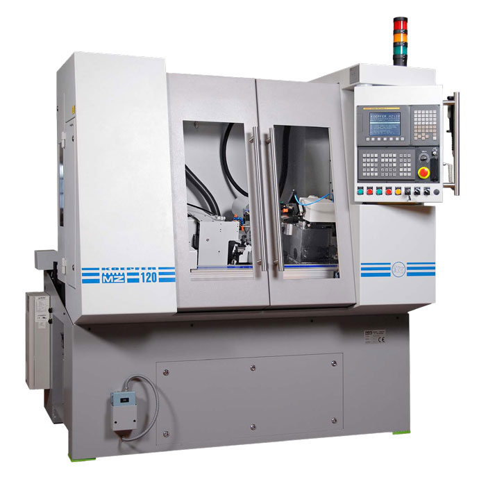 Koepfer Model MZ120 CNC Gear Hobbing Machine
