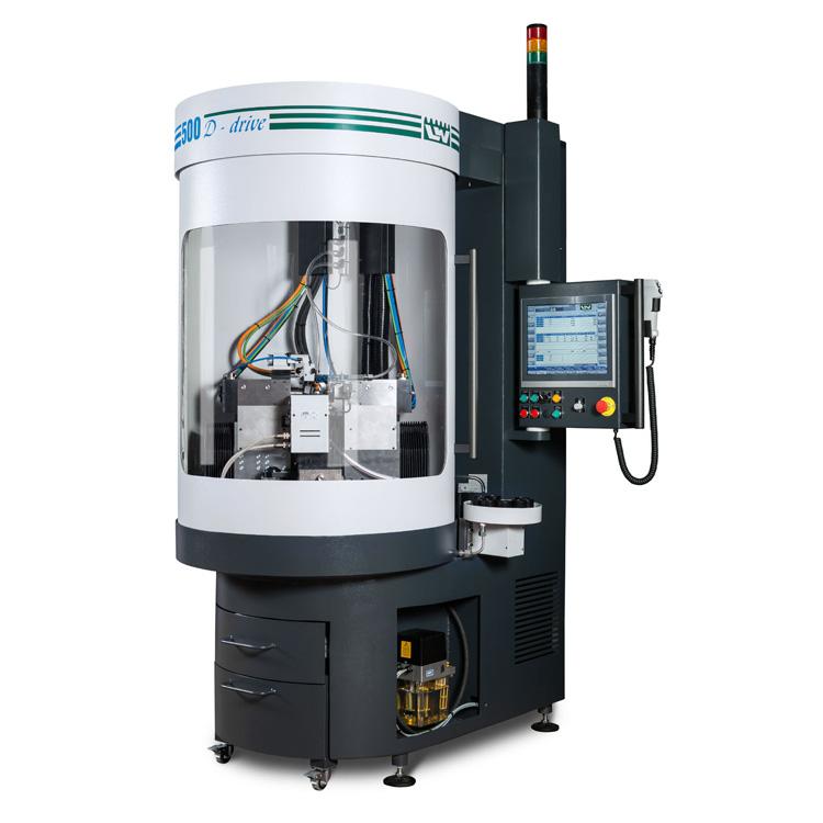 500 D-Drive CNC Gear Hobbing Machine