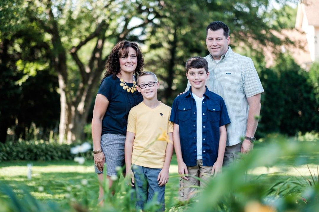 Sanderson Family