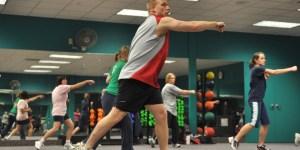 Fitnessraum, Bodytraining