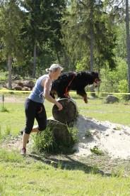 Koerte Seikluspark - Tagadi Tarzan 2018