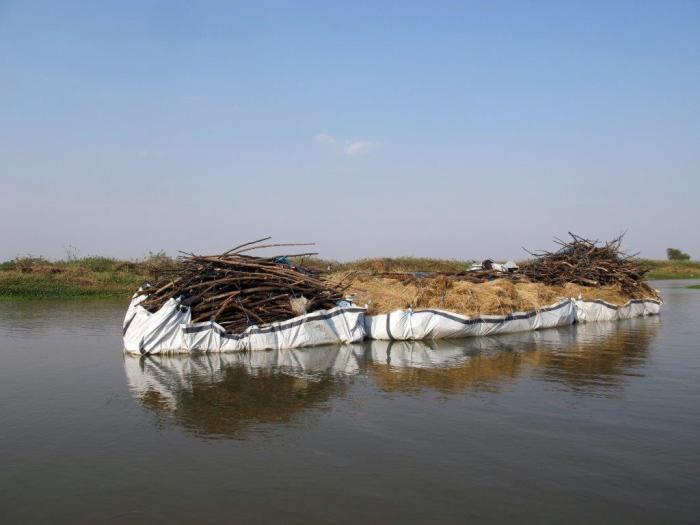 Akobo rivier(Foto Johannes Dieterich)