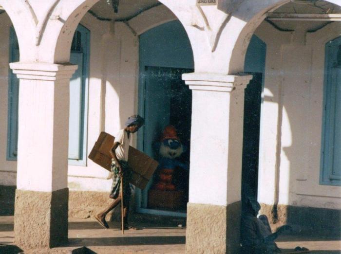 Djibouti 1991(Foto Koert Lindijer)