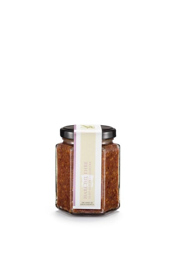 Habe die Ehre – Senf mit Preiselbeere von Lustenauer Senf