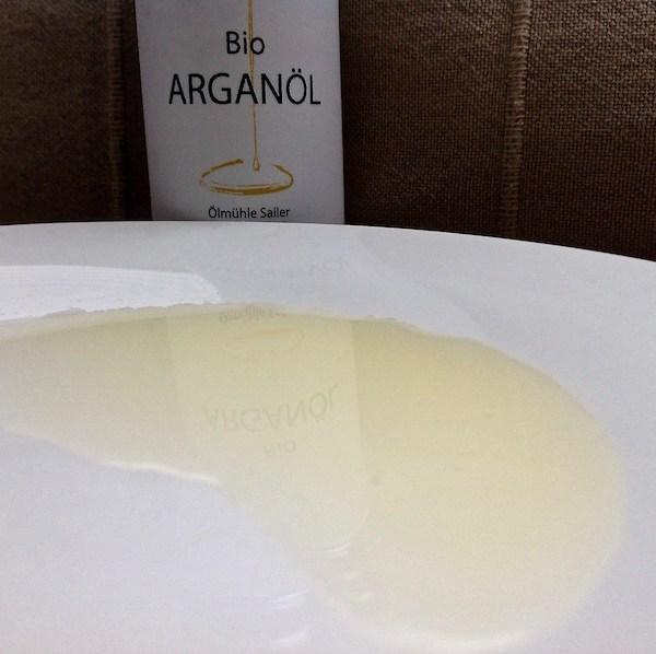 BIO Arganöl von der Ölmühle Sailer in Lochau