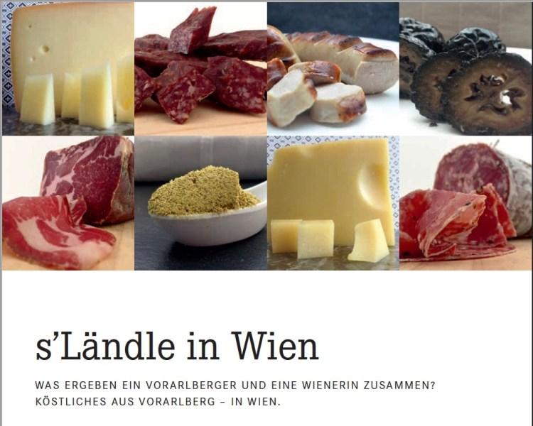 Traditionelle Weihnachtskekse österreich.Peoples Bordmagazin S Ländle In Wien Köstliches Aus Vorarlberg