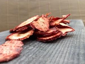 Getrocknete Erdbeeren von Schobel Höchstgenuss aus Höchst
