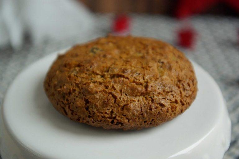 Feiner Elisenlebkuchen - ohne Überzug