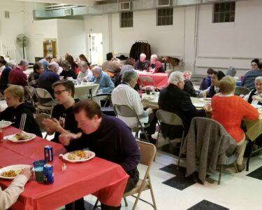 Kof C Thanksgiving Dinner 2019