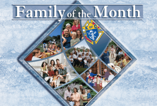Family of the Month July 2018 Winners