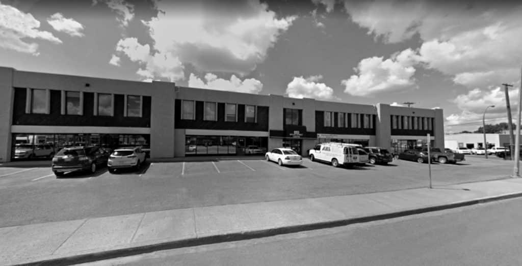 Lewans Agency Building1