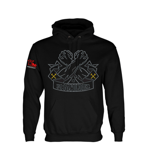 Carlton Leach Golden Hammers hoodie