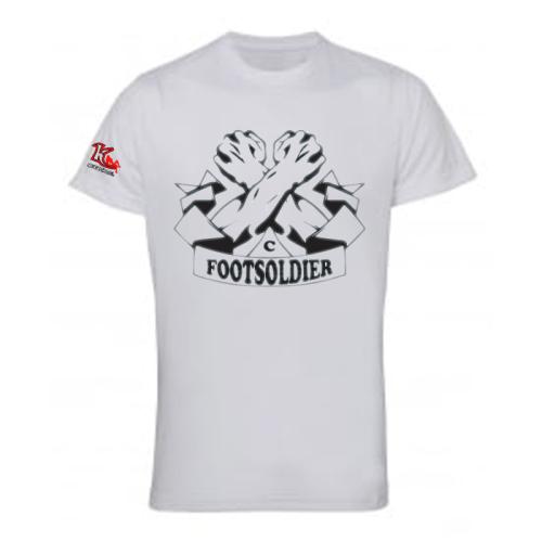 Carlton Leach T-Shirt White Centre