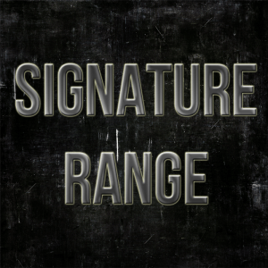 KOfficial Signature Range