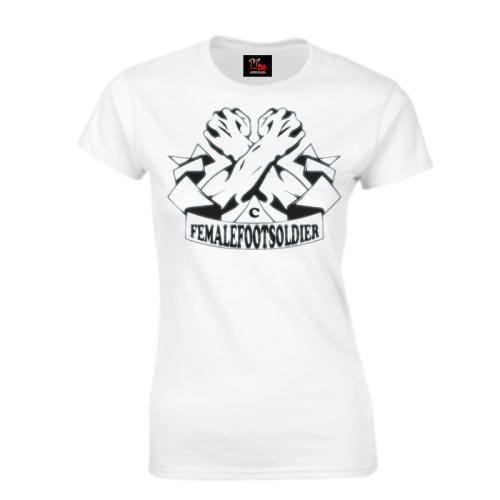 Carlton Leach Collection FemaleFootsoldier T-Shirt