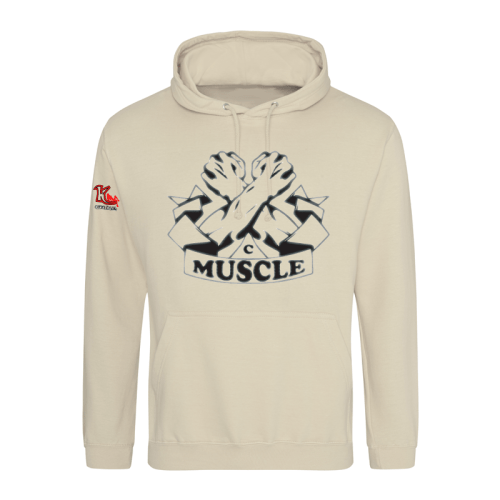 Carlton Leach Collection Muscle Hoodie