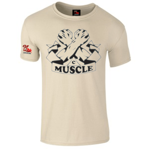 Carlton Leach Collection Muscle T-Shirt