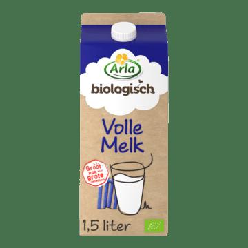 Arla Biologische Volle Melk 1,5 L bij Jumbo