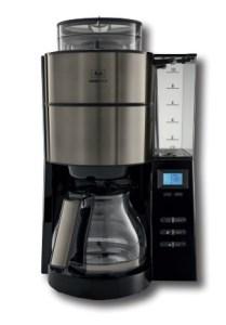 Melitta AROMAFRESH 1021-03 Koffiefilter apparaat Grijs