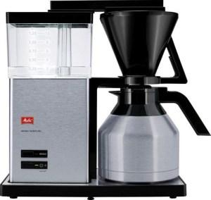 Melitta AromaSignature Therm 1007-06 Koffiefilter apparaat Zwart