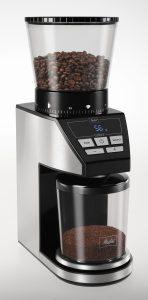 Melitta Calibra DLX Koffiemolen Zwart