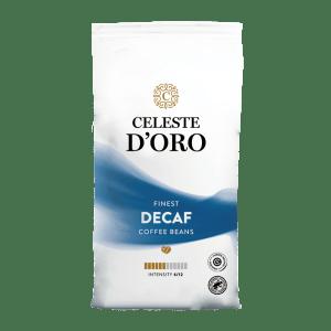 Celeste d'Oro - koffiebonen - Finest Decaf (250 gram)