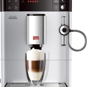 Melitta Caffeo Passione F54/0-100 - Espressomachine - Zilver