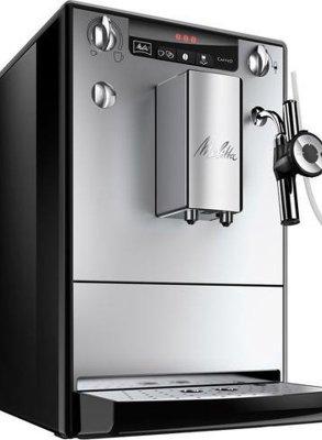 Melitta Caffeo Solo Perfect Milk E 957-103 - Espressomachine - Zilver