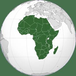 Vers gebrande koffie uit Afrika