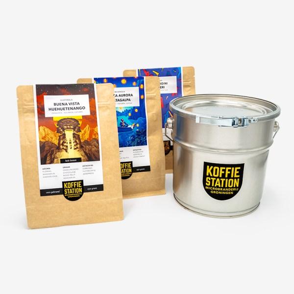 Filterkoffie pakket
