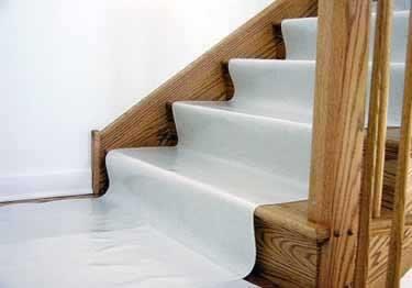 Carpet Film Plastic Protection | Protecting Carpet On Stairs | Stair Treads Carpet | Carpet Mats | Non Slip Mat | Self Adhesive | Flooring