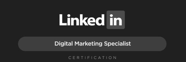 LinkedIn Digital Marketing Specialist