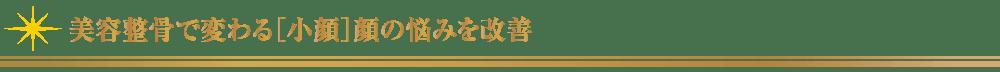 美容整骨で変わる[小顔]顔の悩みを改善【東京・新宿・小顔矯正・骨盤矯正】WAXPERIENCE