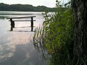 2. A lake