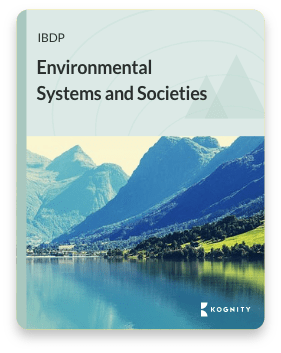Kognity's IBDP Environmental Systems and Societies