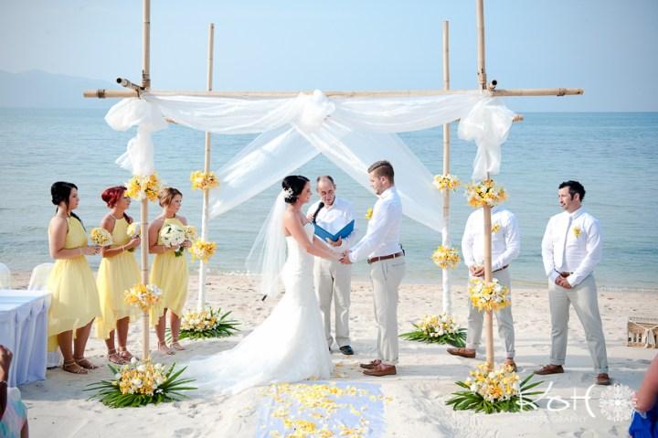 Wedding Koh Phangan
