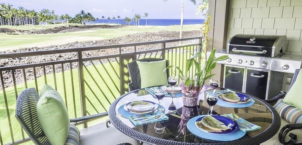 waikoloa beach resort patio