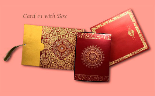 Wedding Cards Print Indian Style In Surrey And Vancouver