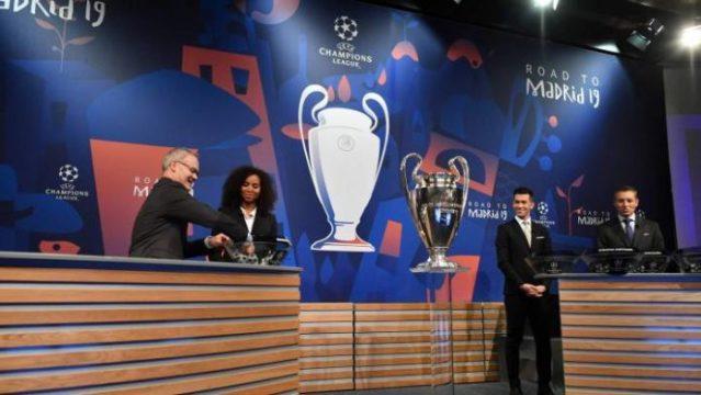 Champions League, këto janë katër super përballjet e çerekfinaleve