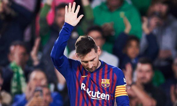 """""""Barcelona me gjeniun Messi, favorit për Ligën e Kampionëve"""""""