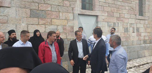 """Ministri i Kulturës, Ismaili, ishte pjesë e edicionit të sivjetëm të manifestimit """"Dasma e Galiçnikut"""""""