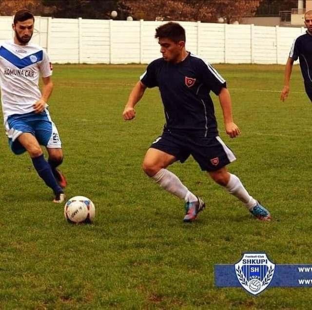 Agon Hashimi rikthehet fuqishëm pas lëndimit në fushën e futbollit