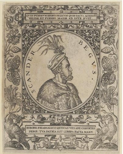 PIRI, EPIRI, GJERGJ KASTRIOTI PRIJËSI I ALBANIAS DHE EPIRIT