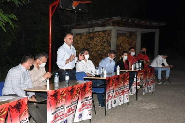 Dr. Florin Besimi në Gjermë: Kryeministrin shqiptar, e votojnë shqiptarët!
