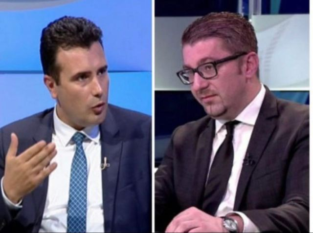 Anketa/Zaev 'shkund' Mickoskin pas debatit televiziv